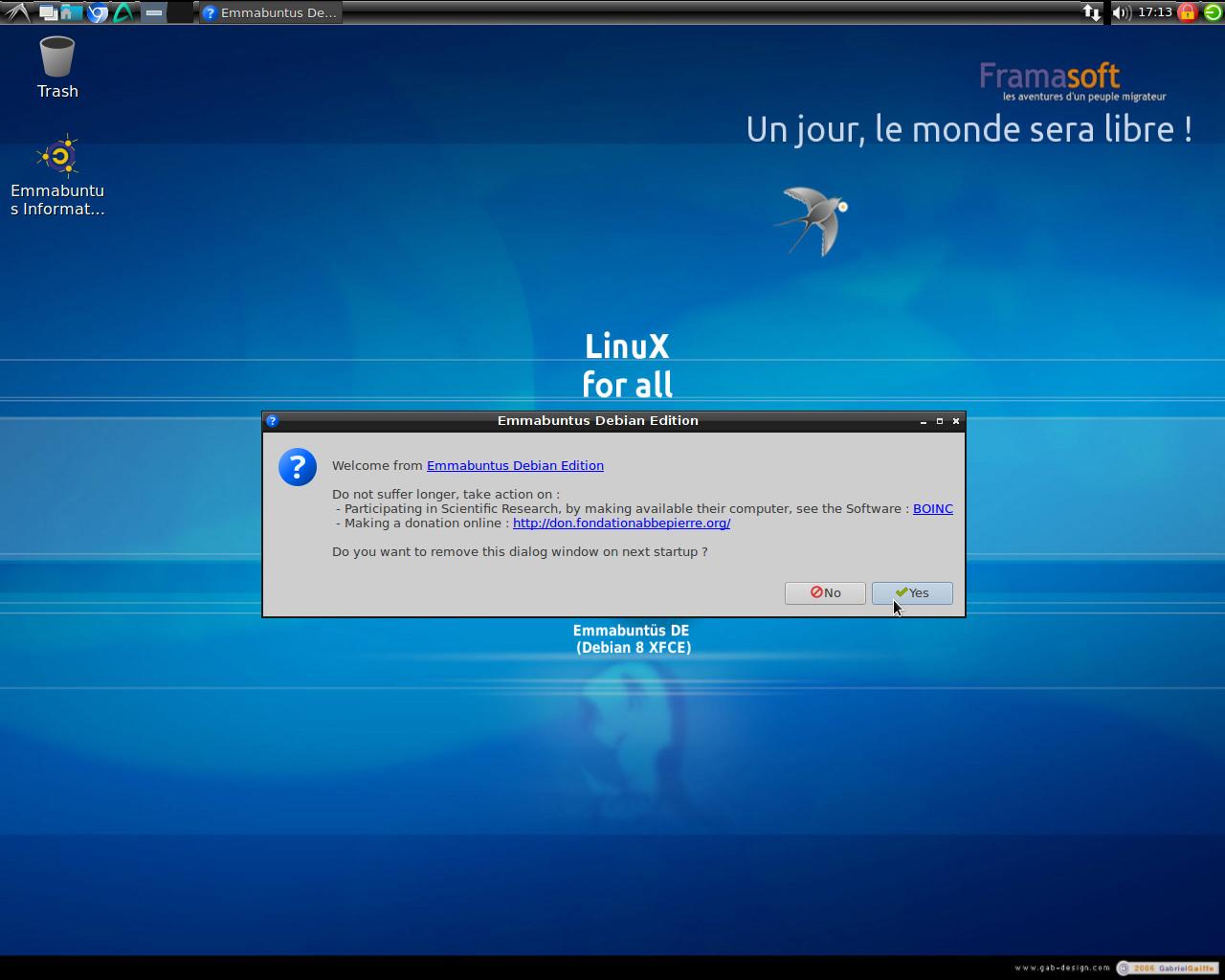 How To Install Emmabuntüs Debian Edition